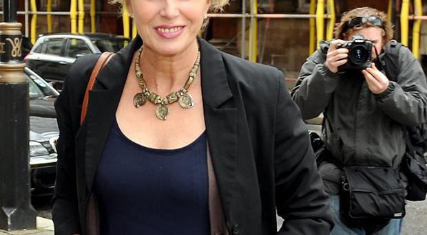 Joanna Lumley says Britain's current youngsters have 'slack' morals