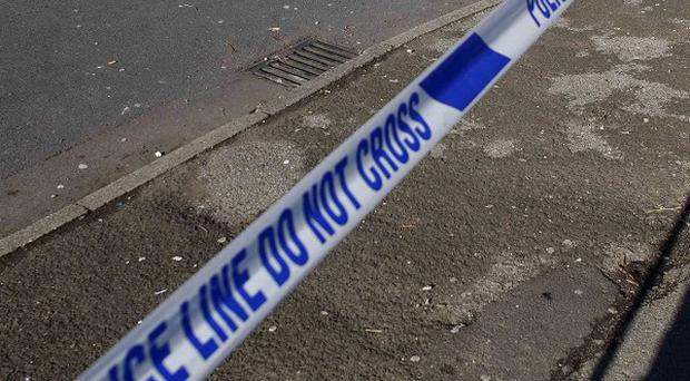 Two 13-year-old boys have been arrested in connection with the stabbing of a man