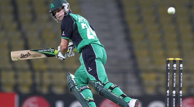 Ed Joyce is keen to make a lasting impact on his return to the Ireland side after declaring for England in 2005