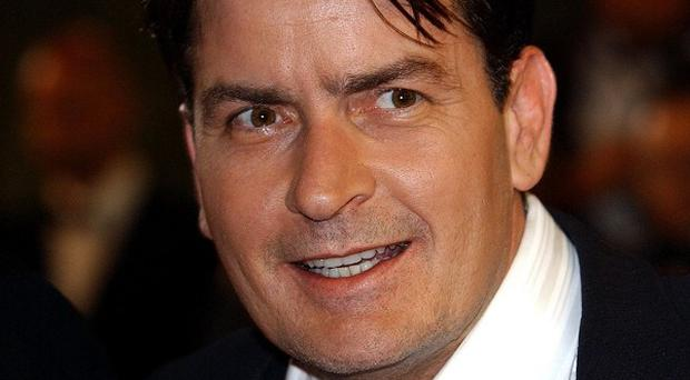 Charlie Sheen's Twitter account attracted more than half a million viewers in just hours
