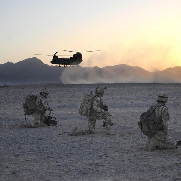 The Commons Foreign Affairs Committee insisted the US and UK must step up talks with Taliban elements in Afghanistan