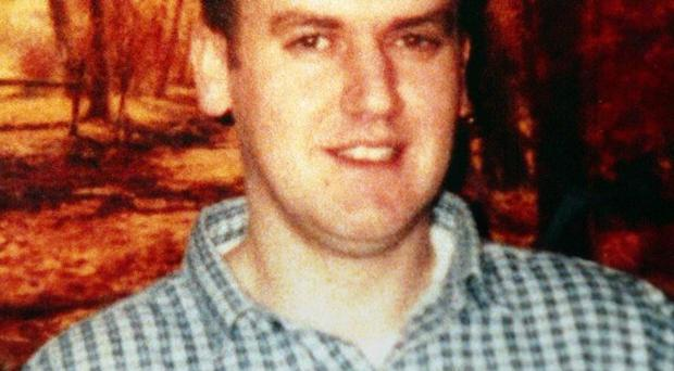 Robert Hamill, who was killed in Portadown in April 1997