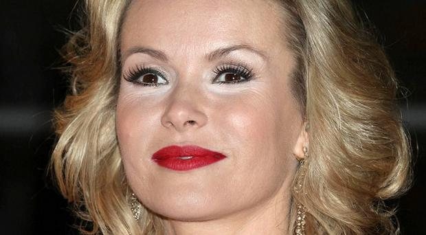 Amanda Holden will go back to work next month, according to reports