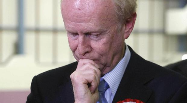 Sir Reg Empey is to leave the Assembly