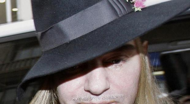 Fashion designer John Galliano is 'seeking help' following his alleged racist comments