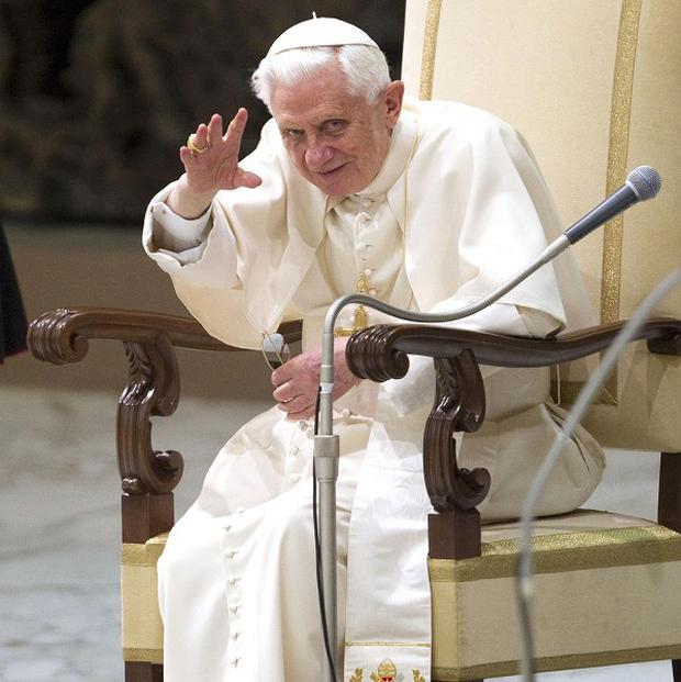 Pope Benedict XVI has said that Jewish people were not responsible for Jesus' death