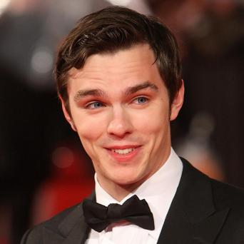 Nicholas Hoult is set to play a zombie in a new movie