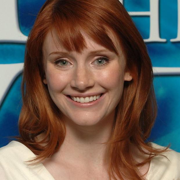Bryce Dallas Howard could be stepping behind the lens