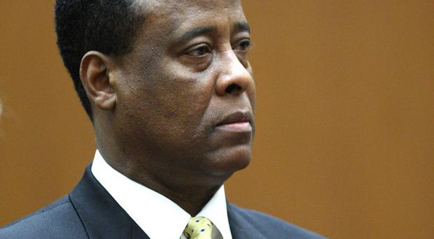 Dr Conrad Murray denies involuntary manslaughter over the death of Michael Jackson in June 2009