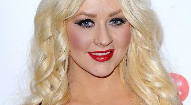 Christina Aguilera was arrested in Hollywood