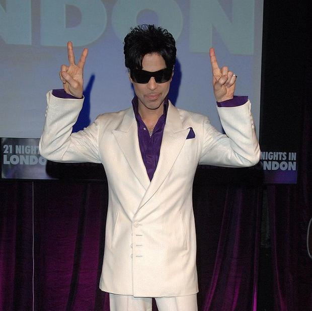 A New York City law firm is suing Prince over alleged unpaid legal fees