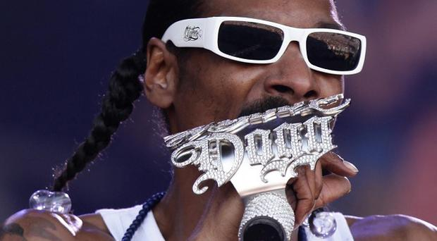 Snoop Dog is headed for Lovebox this year