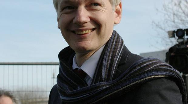 Julian Assange's lawyers have lodged appeal papers at the High Court over an extradition ruling