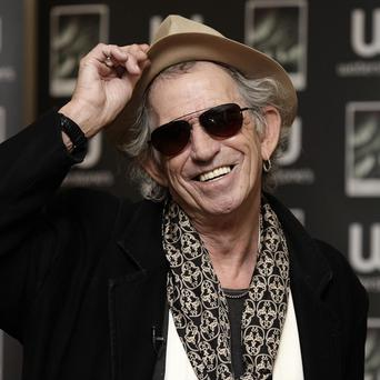 Keith Richards' daughter was arrested in Manhattan