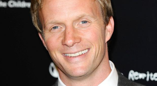 Rupert Penry-Jones will be back in a new series of Whitechapel on ITV1
