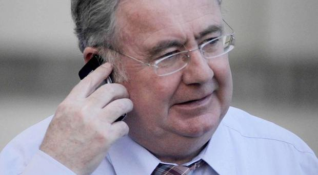 Top Labour negotiator Pat Rabbitte described the coalition discussions as 'workmanlike'