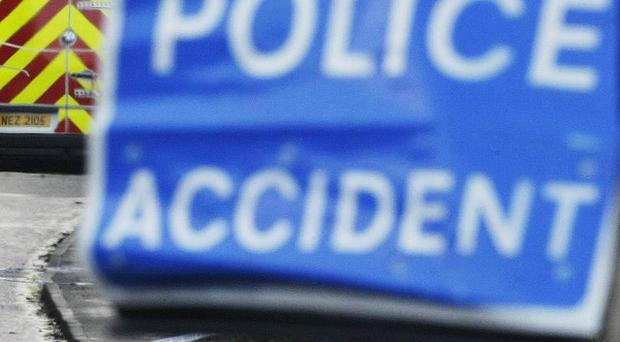 A woman has been found not guilty of causing death by careless driving after a crash in which her 11-year-old son died