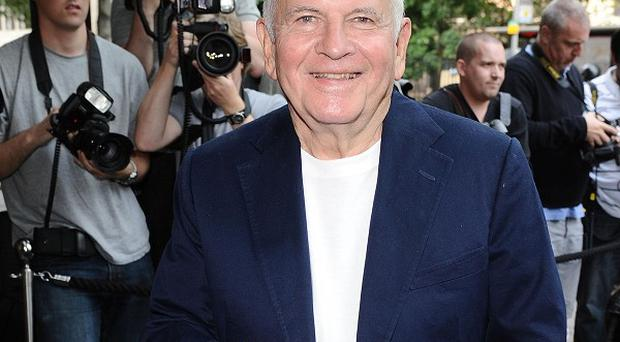 Sir Ian Holm is reportedly still waiting to hear if he's working on The Hobbit