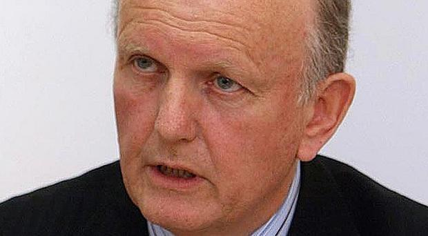 Michael McGimpsey has warned of the risks for patient care if he does not get additional money in the forthcoming Budget