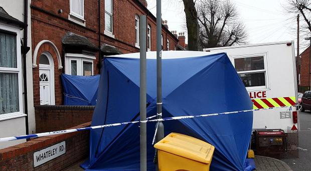Police found the body of 18-year-old Nicole Cartmell at a house in Birmingham