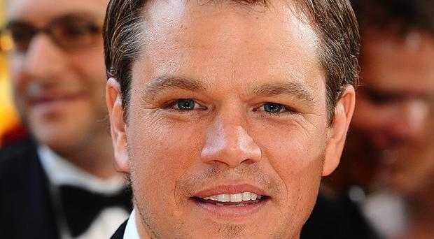 Matt Damon is the bookies' favourite for the role of Julian Assange