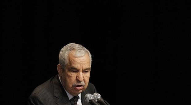 Libya has asked that Ali Abdussalam Treki be accepted as the country's new representative to the UN (AP)