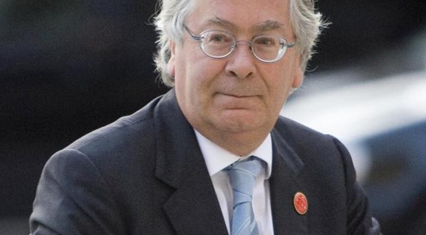 Mervyn King said the UK could suffer another financial crisis