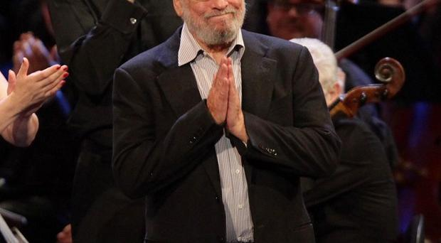 Stephen Sondheim will receive the Special Award in person