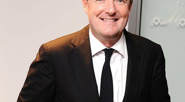Piers Morgan says he takes no notice of his detractors
