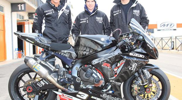 Relentless Suzuki trio Josh Brookes, Alastair Seeley and Guy Martin had a successful four-day pre-season spin in Spain