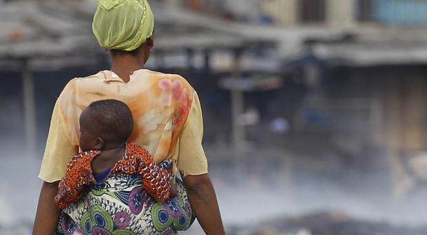 Aid agencies warned the crisis in Ivory Coast is in danger of becoming the world's 'forgotten emergency' (AP)