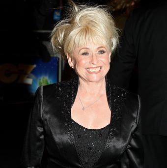 Barbara Windsor is to star with her celeb friends in adverts for Comic Relief