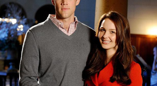 Nico Evers-Swindell and Camilla Luddington star in William And Kate