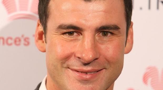 Joe Calzaghe is working on his American accent