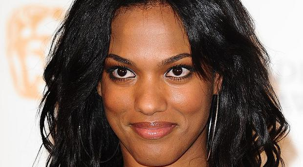 Freema Agyeman has denied reports she is engaged