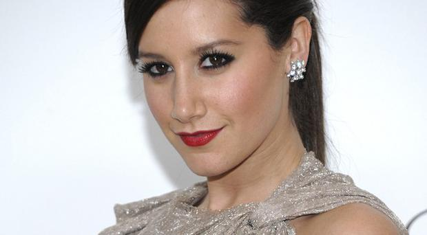Ashley Tisdale had a crazy time learning the routines