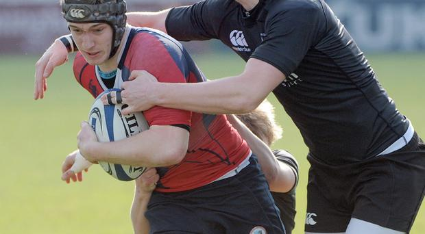 Schools' Cup: Campbell College 42 Ballyclare High 8