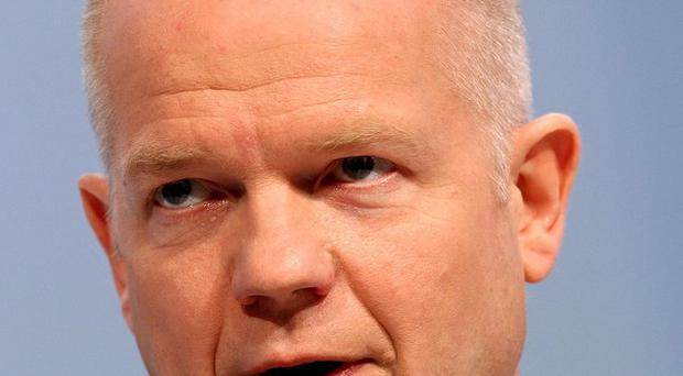 Foreign Secretary William Hague has defended the decision to launch the botched SAS mission to establish contact with Libyan rebels