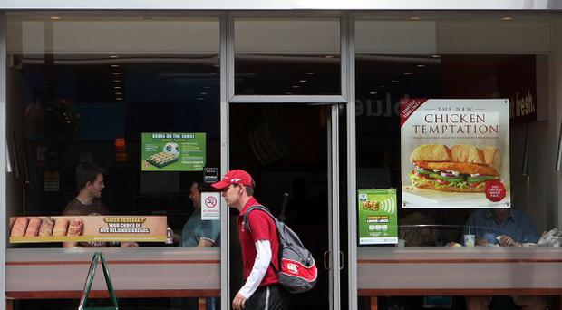 Subway said it had 33,749 restaurants worldwide at the end of last year