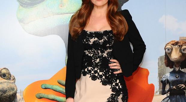Isla Fisher has had to write her own comic roles