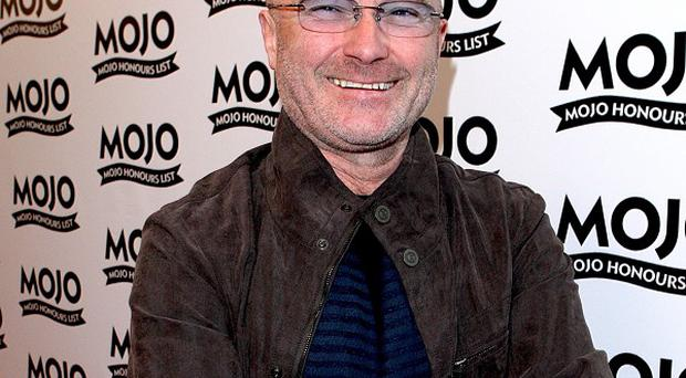 Phil Collins thinks now is a good time for him to stop making music