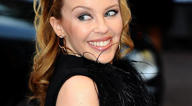 Kylie Minogue broke down on Australian TV
