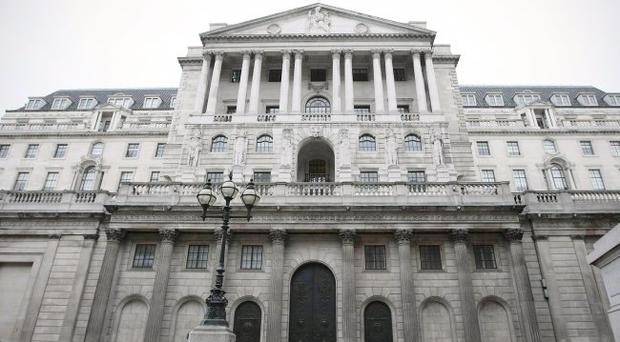 The Bank of England will decide interest rates this week