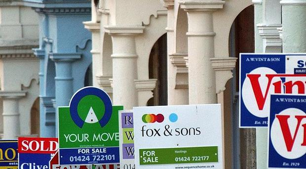 The property market in the south of the country appear far stronger than in northern regions