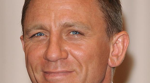 Daniel Craig is supporting International Women's Day this week