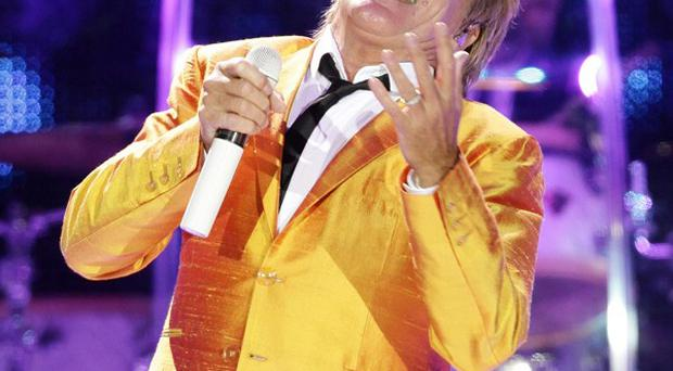 Rod Stewart is headlining the Sunday show at this year's Hard Rock Calling Festival