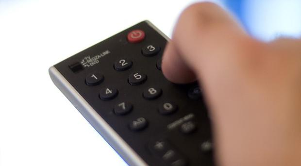 People in Northern Ireland watched more than four and a half hours of television a day in 2010