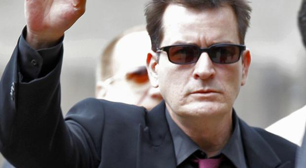 Charlie Sheen has been fired from hit TV show Two And A Half Men