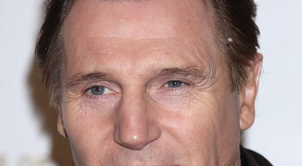 Liam Neeson says he hasn't been contacted about the new Batman movie
