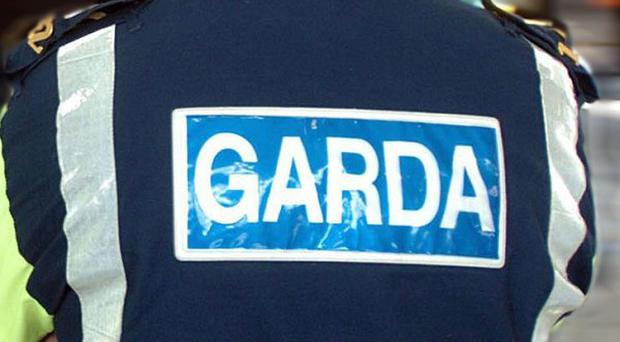 Two children have escaped injury in a gun attack on their home in Co Donegal